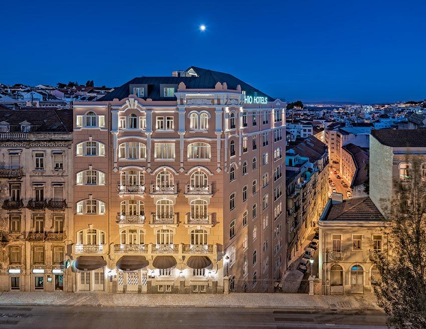 Lisbon – H10 Duque de Loulé