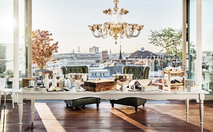 Vienna – Hotel Grand Ferdinand