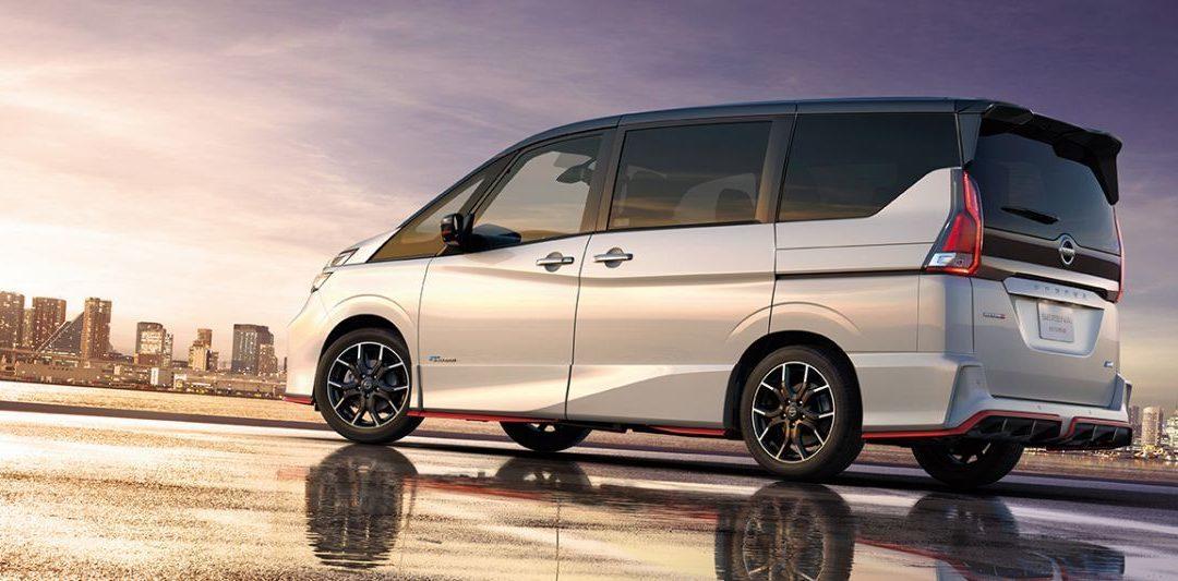 Nissan Serena NISMO – Rapid Bus