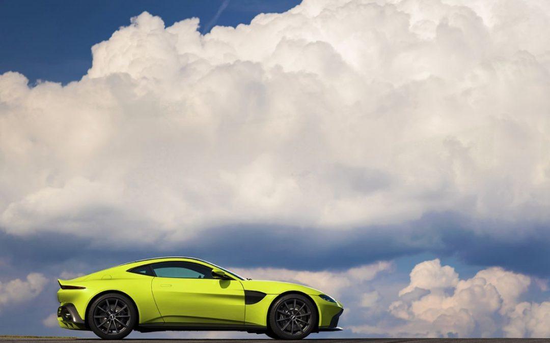 Aston Martin – Bond-mobile