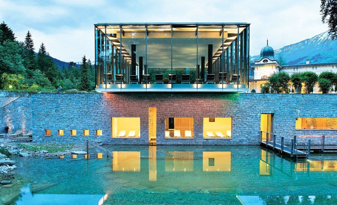 Zürich – Waldhaus Flims – Spa
