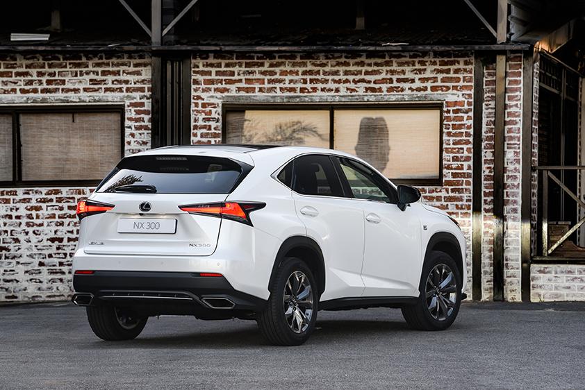 Lexus NX – Urban SUV