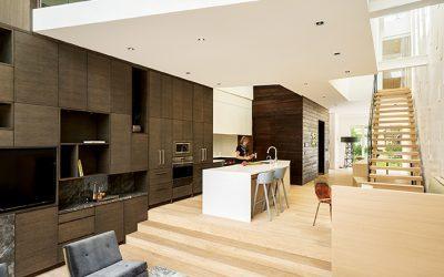 Toronto: Lebel & Bouliane – House Relmar