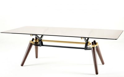 Heino Schmitt Design: The (he)X Table