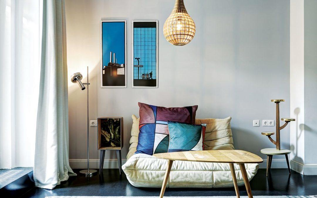 Berlin: Gorki Apartments