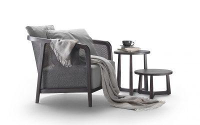 Flexform: Tosca Armchair