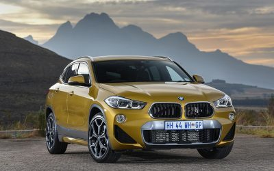 BMW X2 – Classy Compact