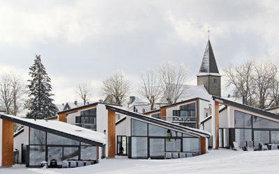 Architecture – Villas Winterberg
