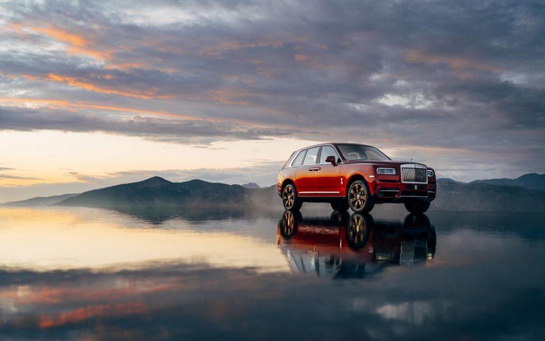 High Roller – Rolls-Royce Cullinan