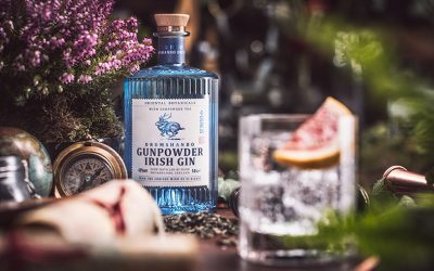 Introducing Irish Drumshanbo Gunpowder Gin
