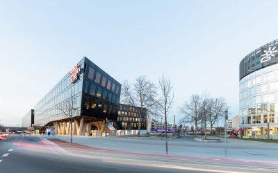 Funke Media Headquarter in Essen, Germany