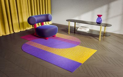 Transitions – a rug by LABVERT