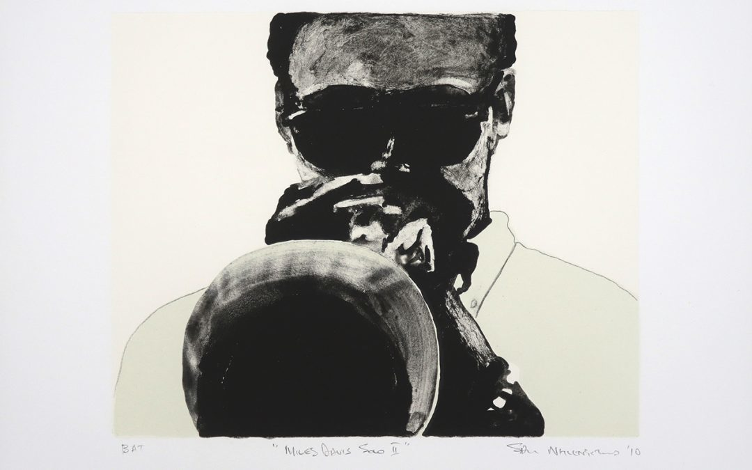 Leeto: A Sam Nhlengethwa Print Retrospective at Wits Art Museum