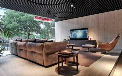 Flexform opens Suzhou Flagship Store