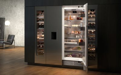 Gaggenau presents the new Vario cooling 400 series