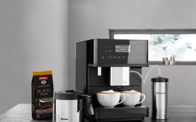 Miele – Designed for maximum coffee pleasure