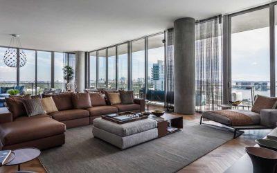 Flexform – Miami Penthouse