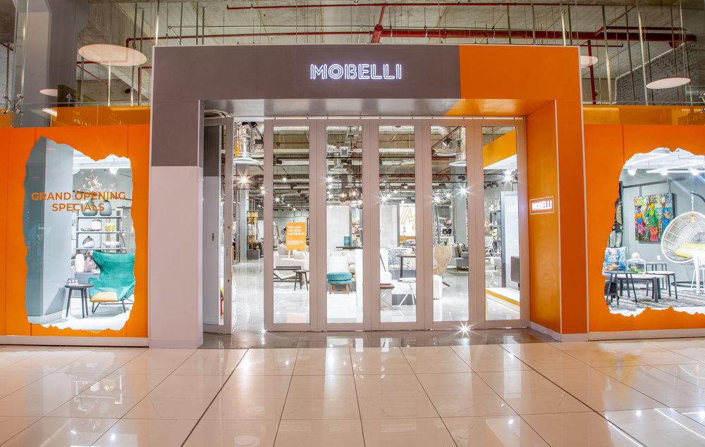 Mobelli – Reimagining Retail