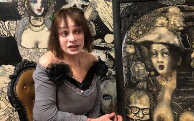 ART.B Gallery – Diverse Triumvirate Exhibition by Willie Bester, Eris Silke and Fanie Scholtz