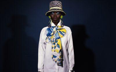 The Lalela Scarf unveils its latest art-led, luxury fashion collection at FNB Art Joburg