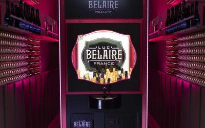 Introducing the Belaire Claw Machine!