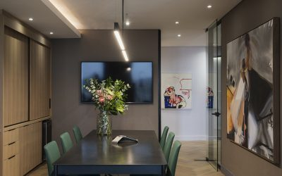 Rosanne de Castro – Interior Design Workroom for Rockwealth Capital