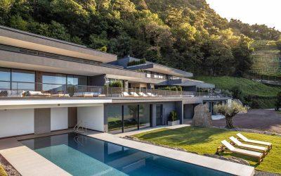 Molteni&C|Dada furnishes the Arua Private Spa Villas