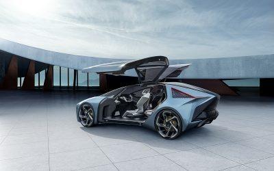 Lexus LF-30 – Electrifying Concept