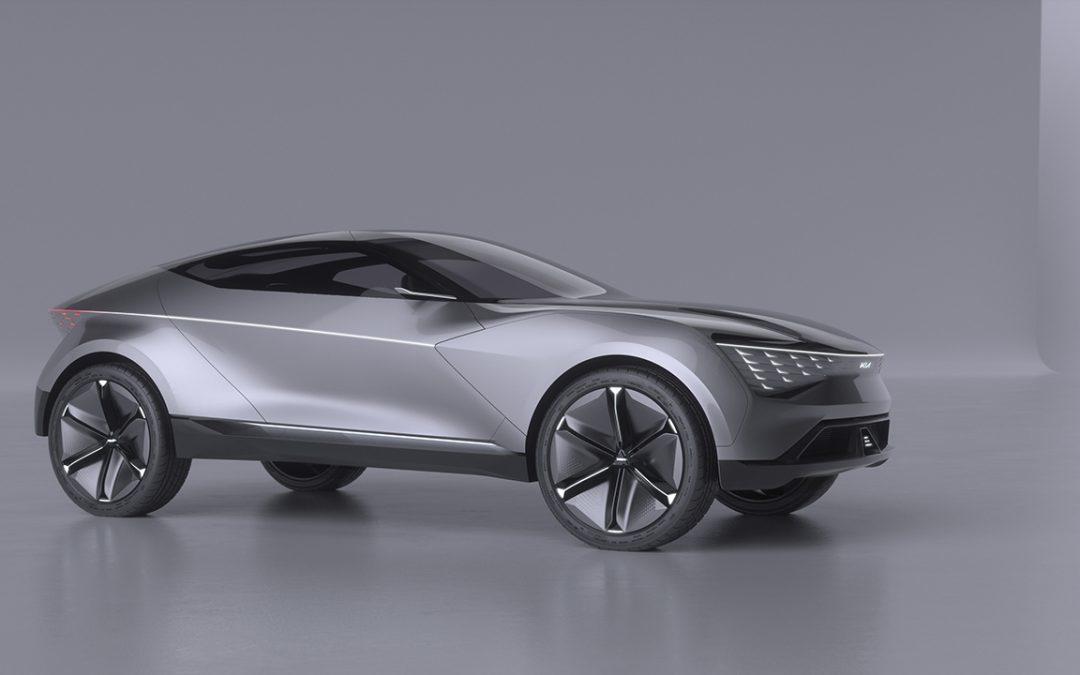 KIA Motors – Futuron Concept