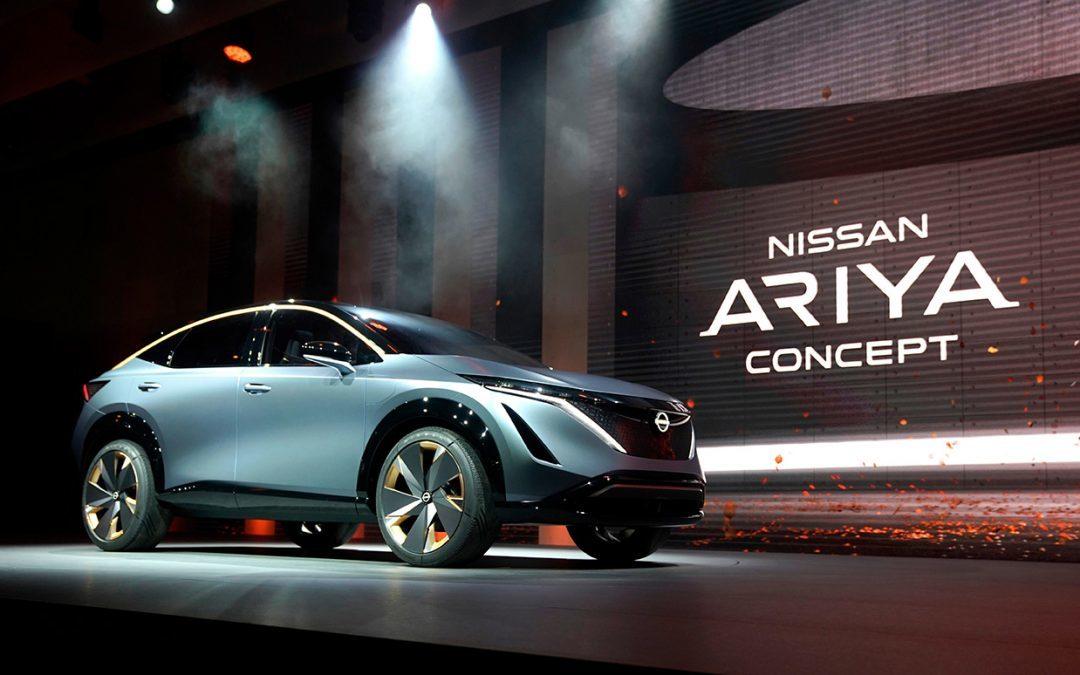 Nissan Ariya – Future of Mobility