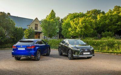 Lexus RX – Smooth Operator