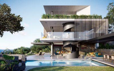 Sustainable Architecture 2020