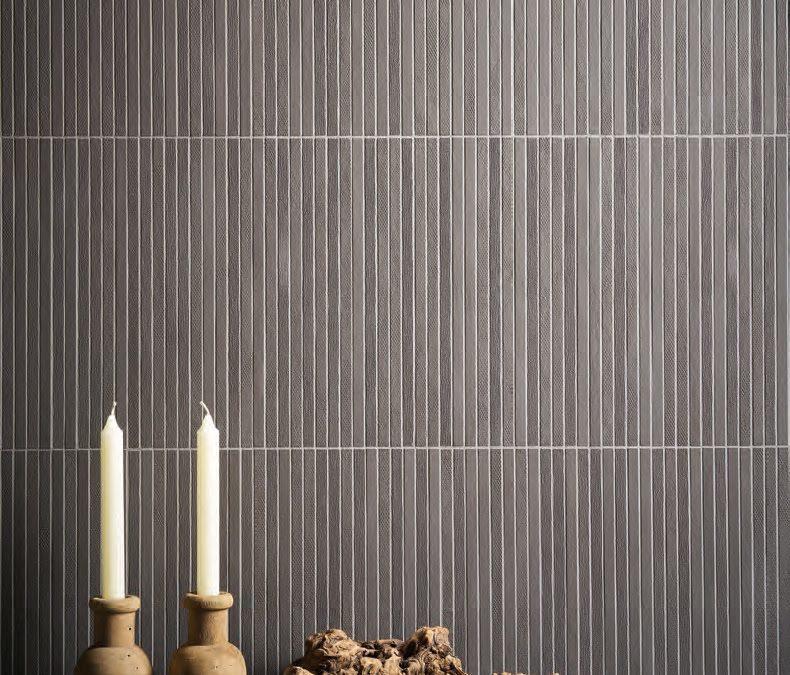 Sticks Mosaico by Massimo Nadalini