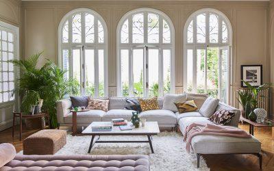 Your Inborn Bon-Vivant takes over through French Family Countryside Home