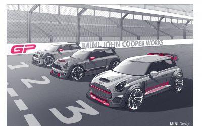 People's Car to Pocket Rocket – MINI John Cooper Works GP